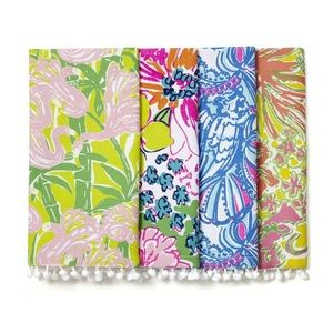 Lilly Pulitzer for Target set of 4 napkins